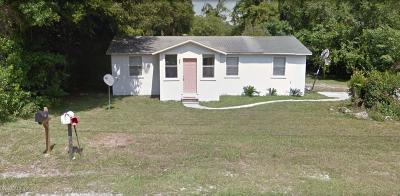 Ocala Single Family Home For Sale: 2005 NW 27th Avenue