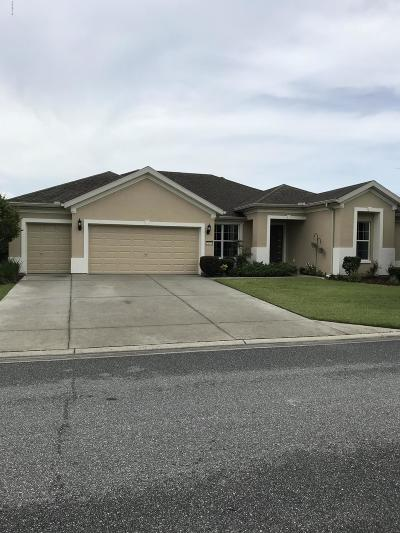 Ocala Single Family Home For Sale: 7497 SW 97th Terrace Road