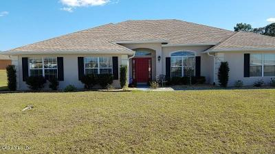 Ocala Single Family Home For Sale: 9951 SW 56th Court