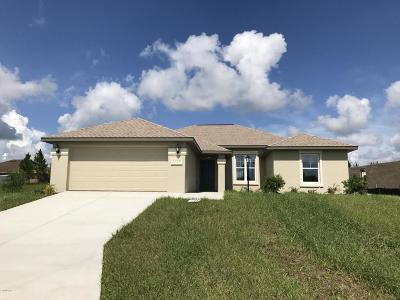 Citrus County Single Family Home For Sale: 3498 N Michener Point