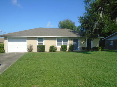 Belleview Rental For Rent: 10806 SE 51st Ct