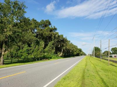 Summerfield Residential Lots & Land For Sale: 60acres SE Hwy 475a (Aka 145th St)
