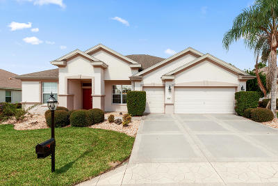 Spruce Creek Gc Single Family Home For Sale: 9840 SE 125th Lane