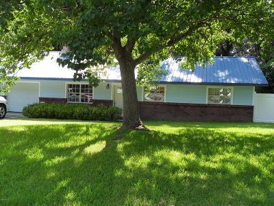 Ocala Single Family Home For Sale: 3620 NE 22nd Avenue