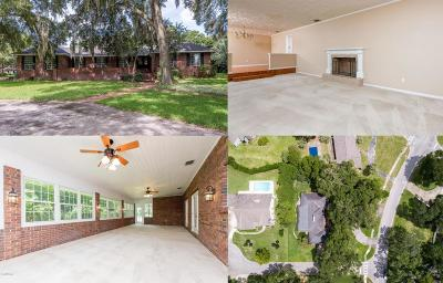 Ocala Single Family Home For Sale: 4445 SE 5th Place