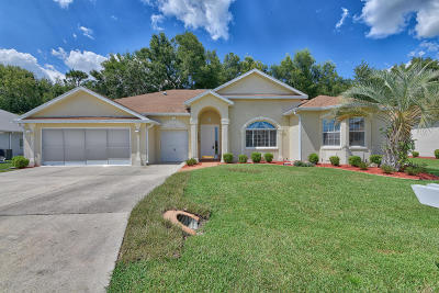 Ocala Single Family Home For Sale: 5667 NW 27th Place