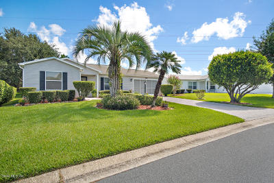 The Villages Single Family Home For Sale: 429 Santa Clara Circle