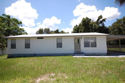 Summerfield Mobile/Manufactured For Sale: 14420 SE 91st Terrace