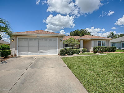 Spruce Creek Gc Single Family Home For Sale: 13630 SE 89th Avenue