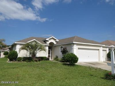 Ocala Palms Single Family Home For Sale: 1820 NW 57th Court