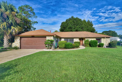 Ocala Single Family Home For Sale: 1418 SE 40th Court