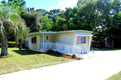 Belleview Mobile/Manufactured For Sale: 11948 SE 99th Court