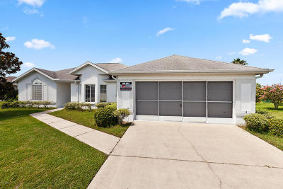 Ocala Palms Single Family Home For Sale: 2162 NW 55th Avenue Road