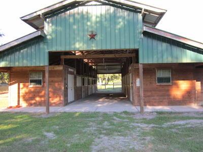 Fort McCoy Farm For Sale: 12920 NE Hwy 316