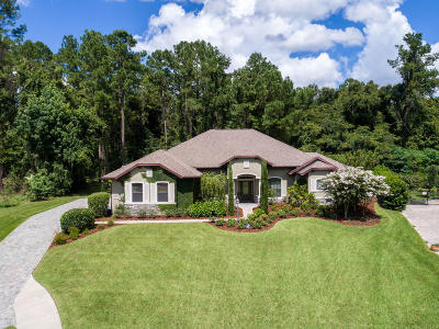 Ocala Single Family Home For Sale: 3809 SE 10th Avenue
