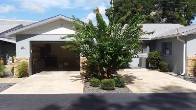 Marion County Condo/Townhouse For Sale: 3800 E Silver Springs Boulevard #21
