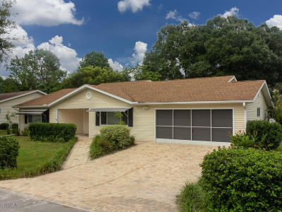 Ocala Single Family Home For Sale: 11465 SW 85th Court