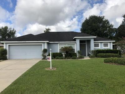 Ocala Single Family Home For Sale: 8072 SW 62nd Avenue