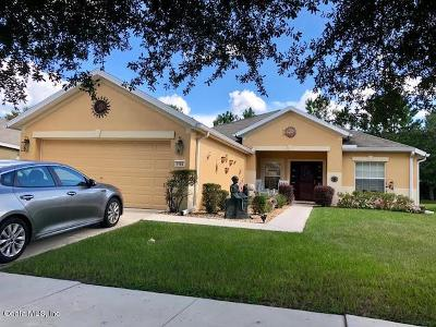 Ocala Single Family Home For Sale: 5456 SW 41st Street