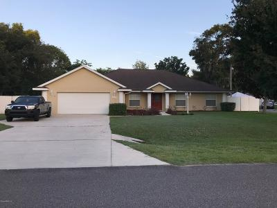 Ocala Single Family Home For Sale: 5510 NE 4th Avenue