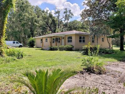Ocala Single Family Home For Sale: 1600 NW 23rd Ave
