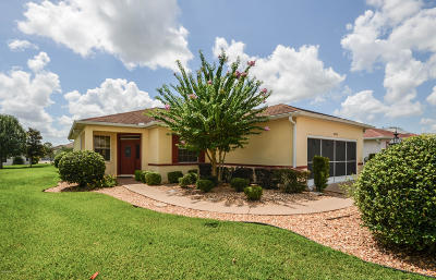 Ocala Single Family Home For Sale: 9820 SW 89th Loop