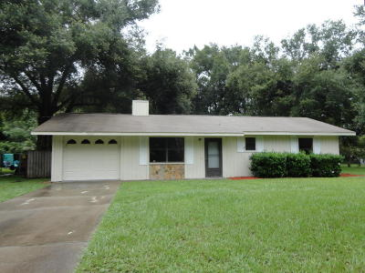 Belleview Single Family Home For Sale: 12093 SE 74th Terrace