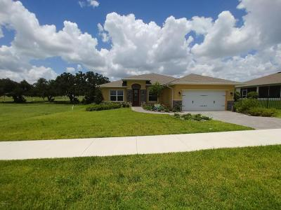 Ocala FL Single Family Home For Sale: $257,937