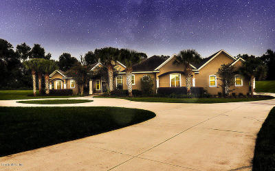 Ocala FL Single Family Home For Sale: $1,295,000