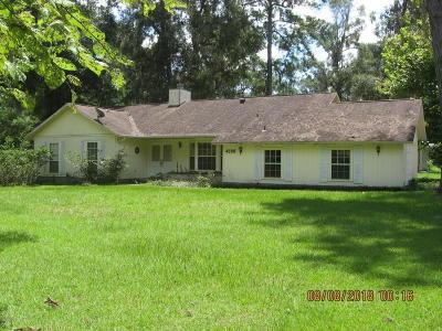 Ocala Single Family Home For Sale: 4000 SE 52nd Street
