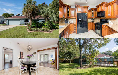 Ocala Single Family Home For Sale: 5904 SW 111th Place Road