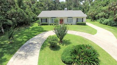 Ocala Single Family Home For Sale: 3950 SW 7th Avenue Road