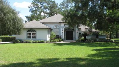 Silver Springs Single Family Home For Sale: 6270 NE 49th Street