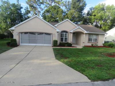Oak Run Single Family Home For Sale: 11696 SW 79th Circle