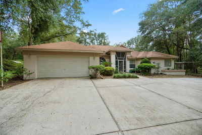 Dunnellon Farm For Sale: 21884 SW 88th Lane Road