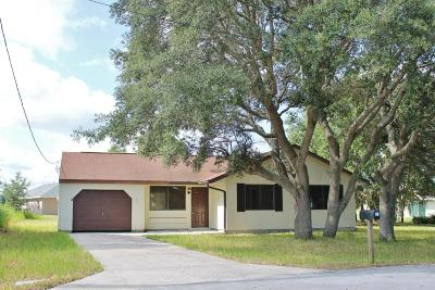 Ocala Single Family Home For Sale: 12 Pine Course Way
