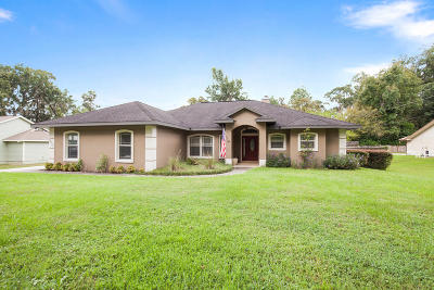 Ocala Single Family Home For Sale: 4637 SE 35th Avenue