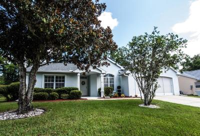 Ocala Single Family Home For Sale: 11701 SW 79th Circle