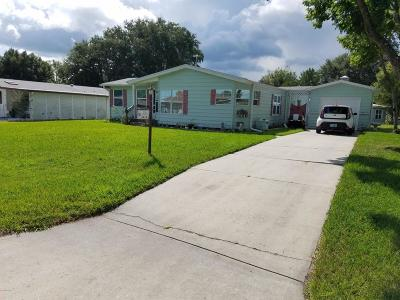 Ocala Mobile/Manufactured For Sale: 6474 SW 84th Place Road