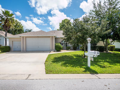 Ocala Single Family Home For Sale: 5696 NW 25th Loop