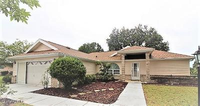 Ocala FL Single Family Home For Sale: $142,900