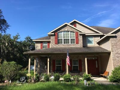 Ocala Single Family Home For Sale: 5824 163rd Street Road