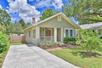 Ocala Single Family Home For Sale: 711 SE 9th Street
