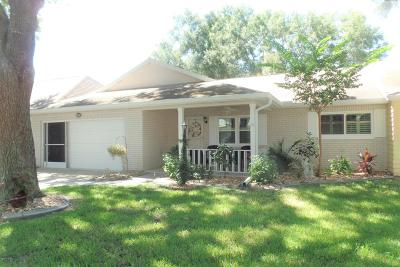 Ocala Single Family Home For Sale: 8556 SW 90th Lane #E
