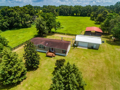 Citra Farm For Sale: 13939 NW 21st Court