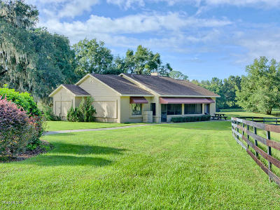 Reddick Farm For Sale: 8820 NW 130th Street