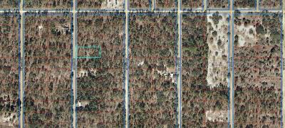 Rainbow Lake Es Residential Lots & Land For Sale: Lot 25 SE 129th Ct