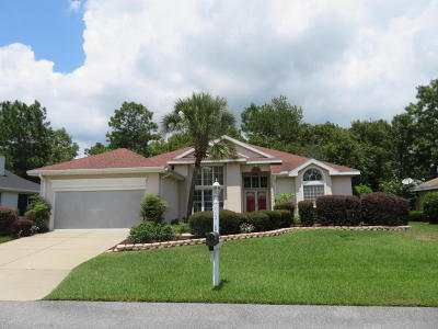 Ocala Single Family Home For Sale: 11518 SW 72nd Circle
