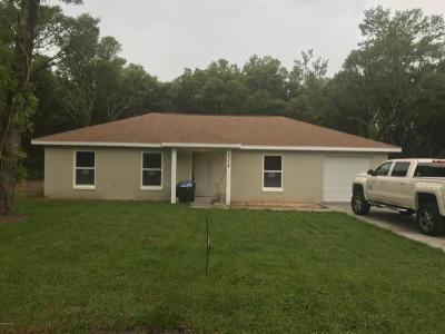 Marion Oaks North, Marion Oaks South, Marion Oaks Rnc Single Family Home For Sale: 2768 SW 140th Loop