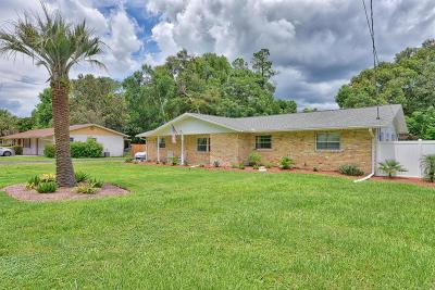 Ocala Single Family Home For Sale: 4811 NE 11th Street